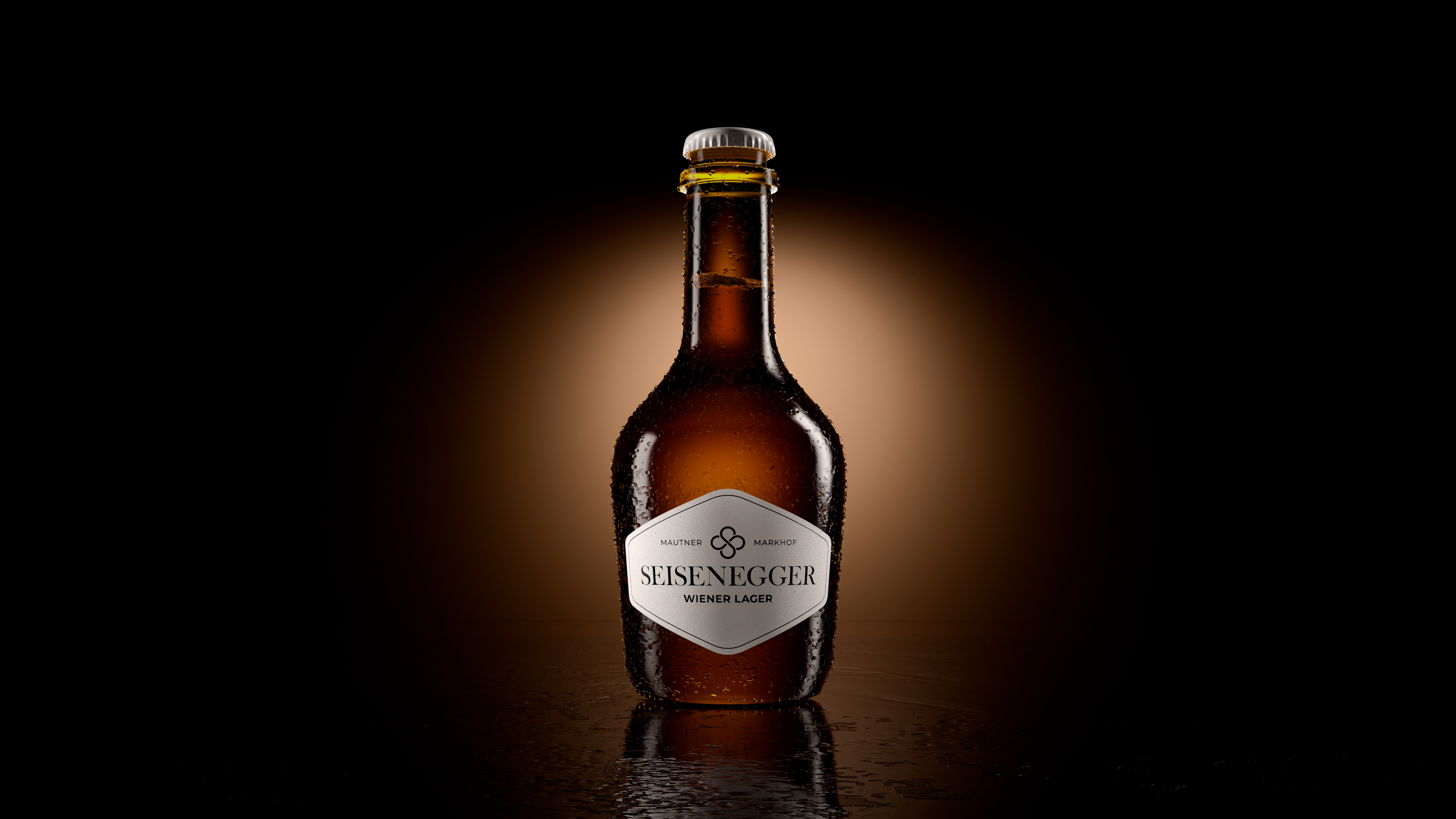 Seisenegger Beer - Vienna Lager